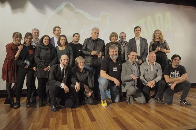 Los cortos Moda, de Imanol Ortiz, y Ciruela de agua dulce, de Roberto F. Canuto y Xu Xiaoxí, premiados en el Festival de Cortometrajes de Vitoria-Gasteiz, Cortada 2018