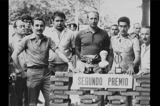Los ladrillos, el último cortometraje de Tito Montero, compite en julio en el prestigioso festival portugués Curtas Vila do Conde